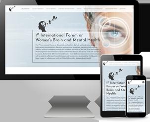 1st International Forum on Women's Brain and Mental Health