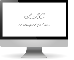 Luxury Life Care Logo